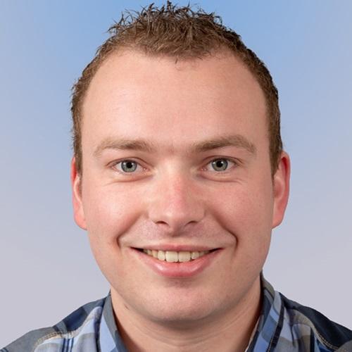 Marco van den Berg Quality and Development engineer