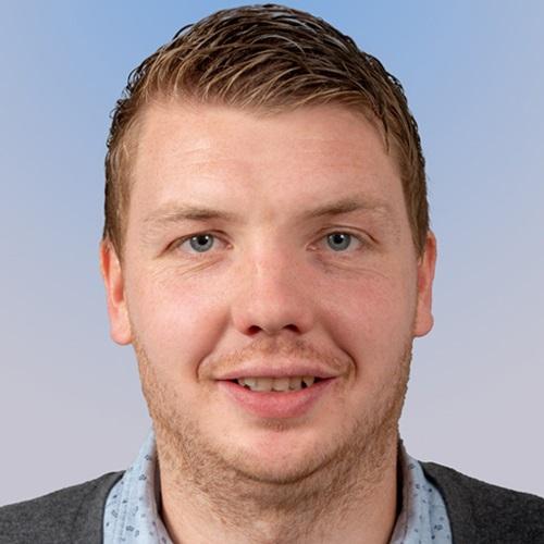 Michiel de Gooijer Sales Engineer binnendienst